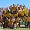 Masiva participación de los atletas del Juypa-Méliz Sport en la 1ª Jornada del Campeonato Provincial  Escolar.
