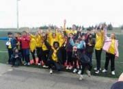 Tercera Jornada del Campeonato Provincial de atletismo  escolar. Azuqueca de Henares 6 de abril de 2014