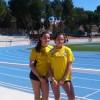 Carmen Rosales y Clara Collado debutan en los 300 metros lisos en pista al aire libre.