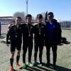 Primera jornada del Campeonato Provincial en Edad Escolar. Guadalajara, domingo 25 de febrero de 2018.