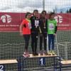 Segunda jornada del Campeonato Provincial en Edad Escolar. Azuqueca de Henares, domingo 18 de marzo de 2018.