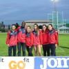 Atletas del Meliz Sport en el Campeonato de España por Federaciones Sub 18. Ciudad Real, 9 de junio de 2018
