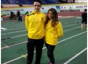 Estupendos resultados en el Campeonato de España  Junior de Pista Cubierta de San Sebastián