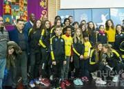 Victorias y premios en el Méliz Sport.