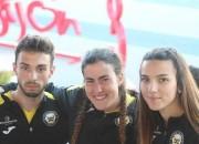 Campeonato de España sub 18 ( Gijón ) y sub 20 ( Murcia) 23 – 24 de junio de 2018.