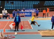 Control Sub 14 En Madrid De Pista Cubierta En Gallur 2021
